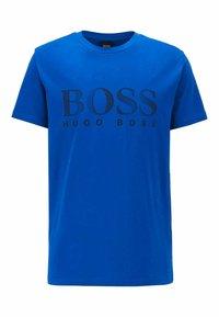 BOSS - RN - T-shirt imprimé - open blue - 3