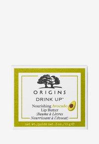 Origins - DRINK UP™ NOURISHING AVOCADO LIP BUTTER - Lippenbalsam - - - 2