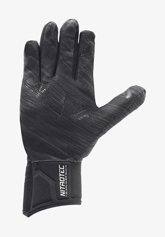 Goalkeeping gloves - schwarzgrau