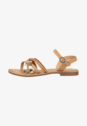 Sandales - camel