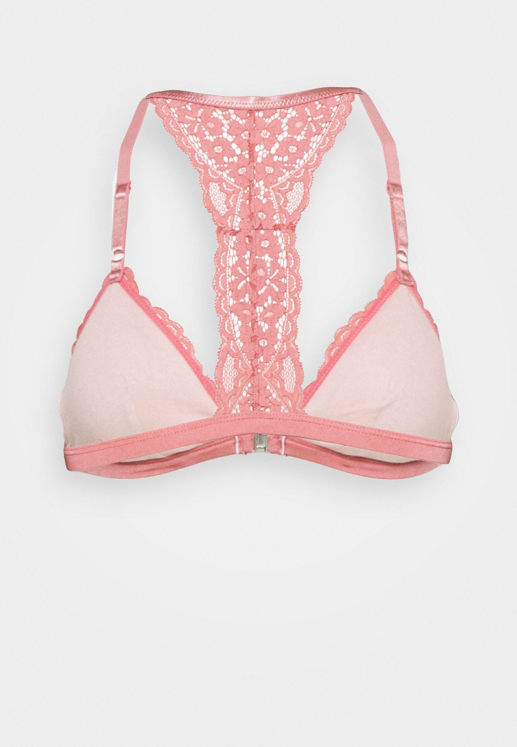 Women ROSE TRIANGLE BRALETTE - Triangle bra
