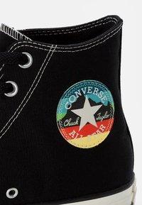 Converse - CHUCK TAYLOR ALL STAR NATIONAL PARKS - Korkeavartiset tennarit - black/egret/black - 5