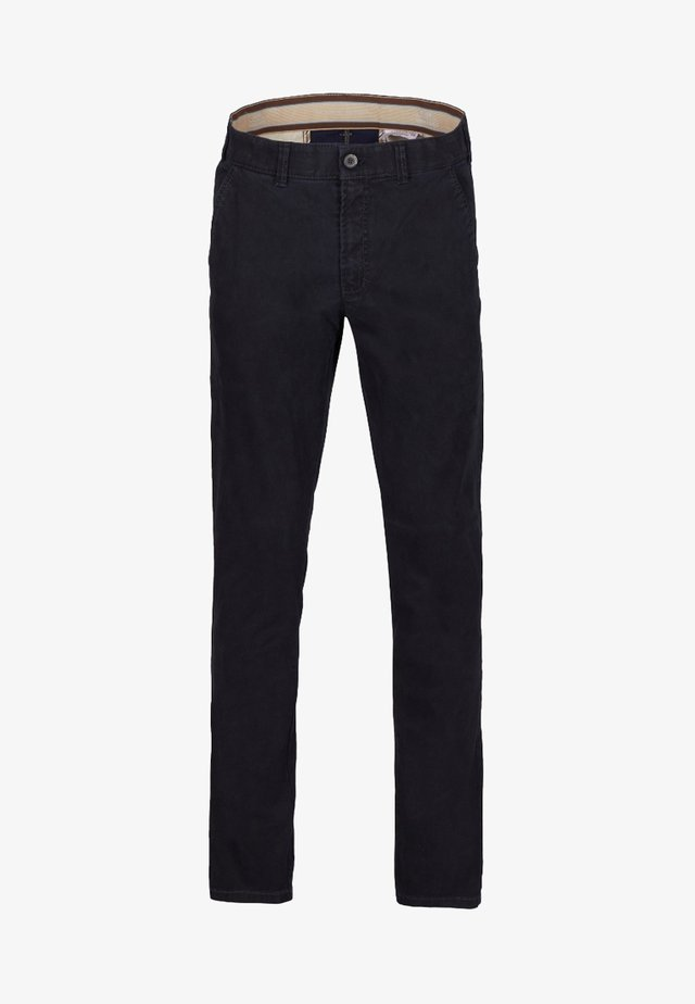 GARVEY - Trousers - dark blue