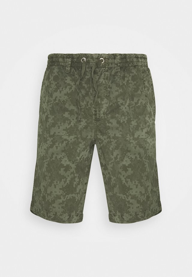 Shorts - digital khaki