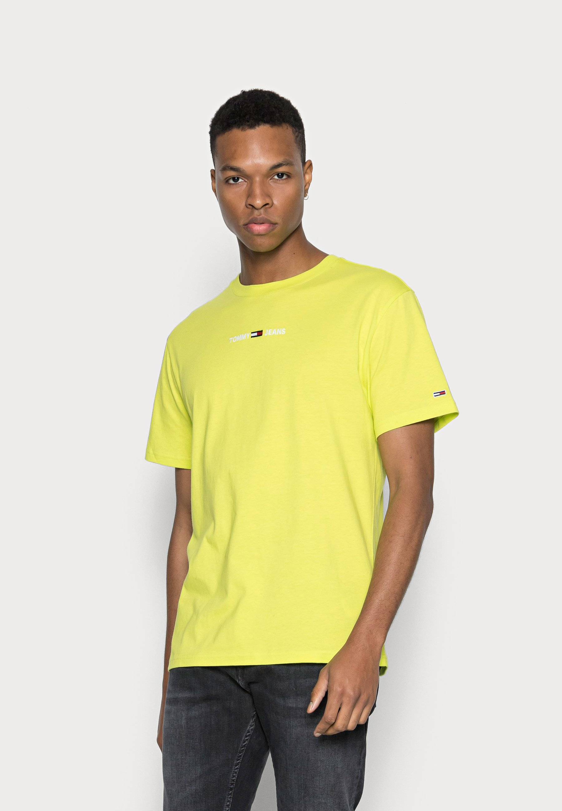 Homme SMALL TEXT TEE - T-shirt basique