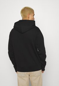 Napapijri The Tribe - PATCH UNISEX - Kapuzenpullover - black - 2