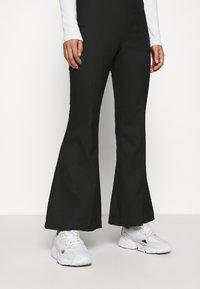 Monki - FIONA  - Trousers - black - 5