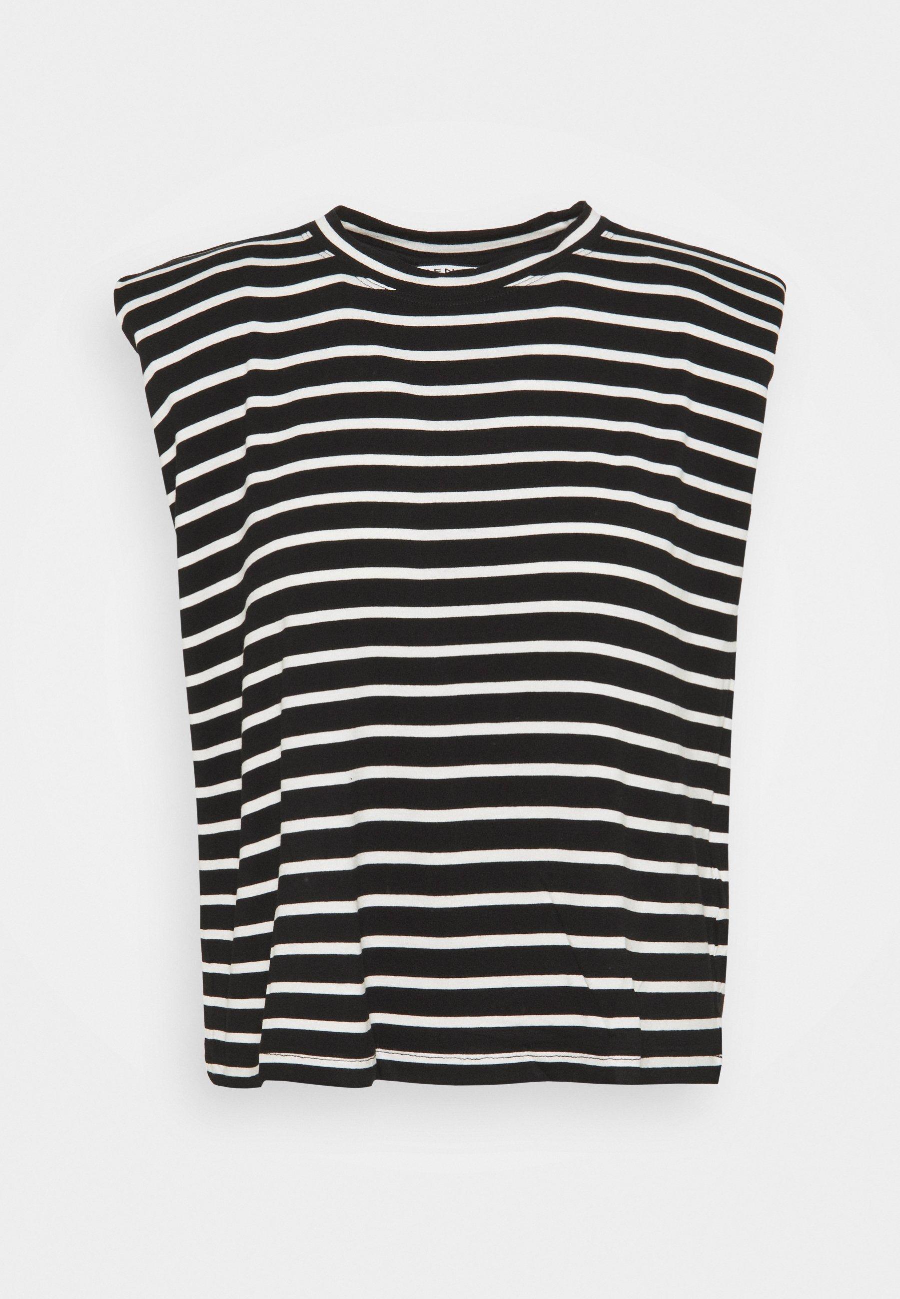 Women EPAULETTE RAYE - Print T-shirt