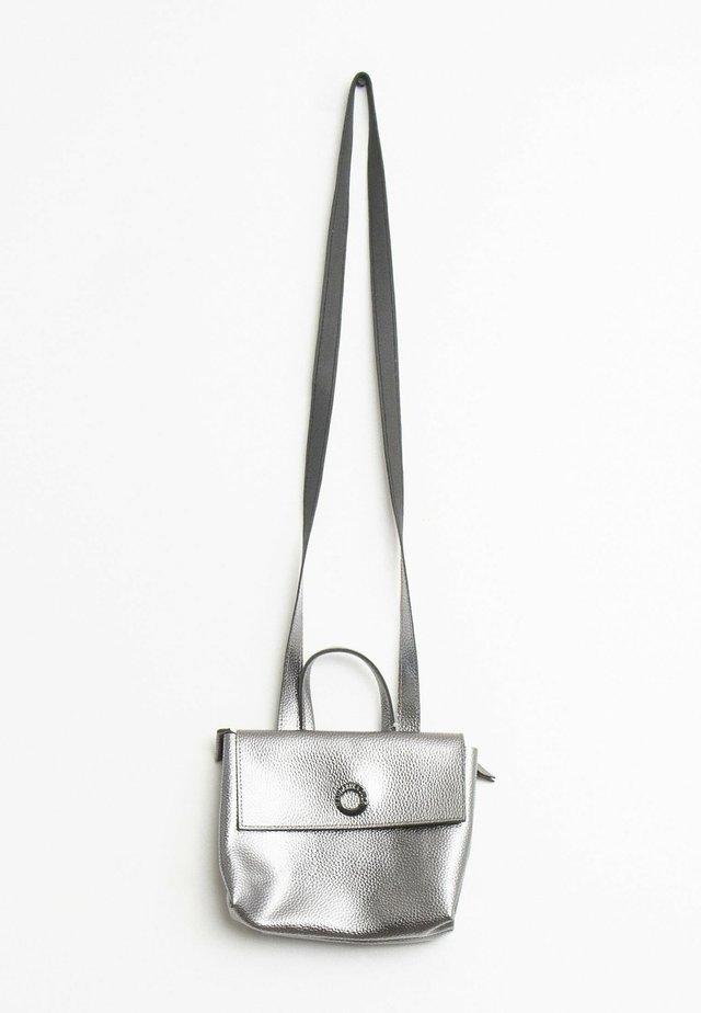 Schoudertas - silver