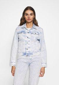 Pepe Jeans - ROSE MOON - Kurtka jeansowa - ultra blue - 0