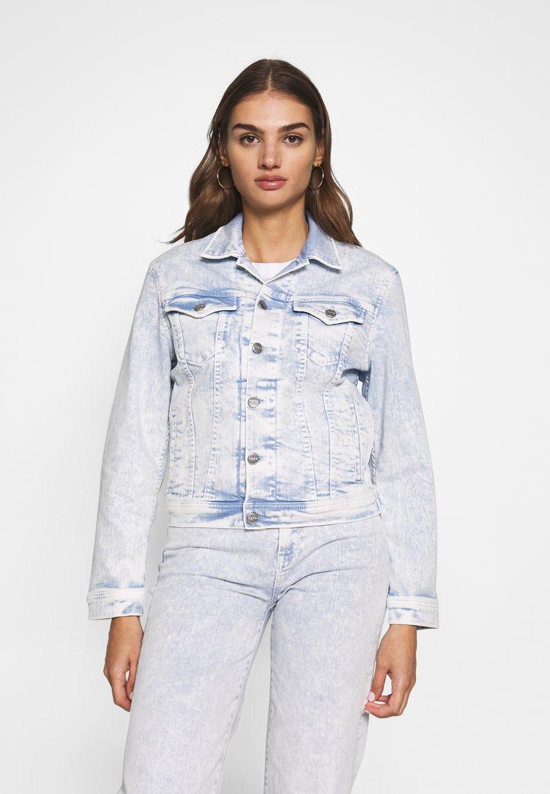 Pepe Jeans - ROSE MOON - Kurtka jeansowa - ultra blue