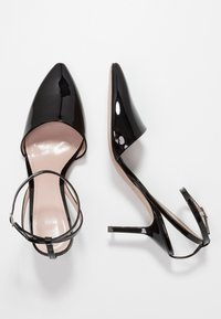 HUGO - LAUREL SLING - Classic heels - black - 3