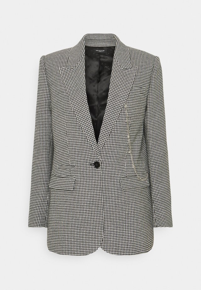 Blazer - black/white