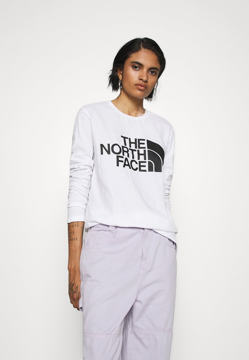 The North Face - Topper langermet - white