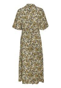 Soaked in Luxury - SLINDIANA RAFINA  - Sukienka koszulowa - multifloral print ermine - 1