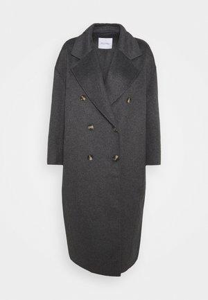 DADOULOVE - Classic coat - souris chiné