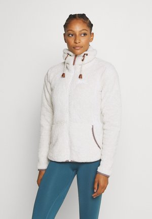 COLONY - Fleecejacke - natural white