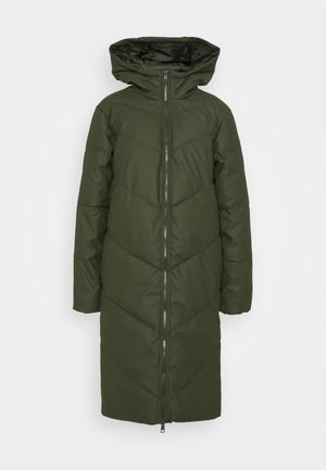 ULRIKKA WATER REPELLENT - Cappotto invernale - forest night