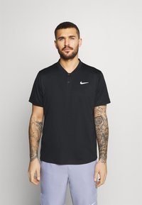Nike Performance - BLADE - Sports shirt - black/white - 0