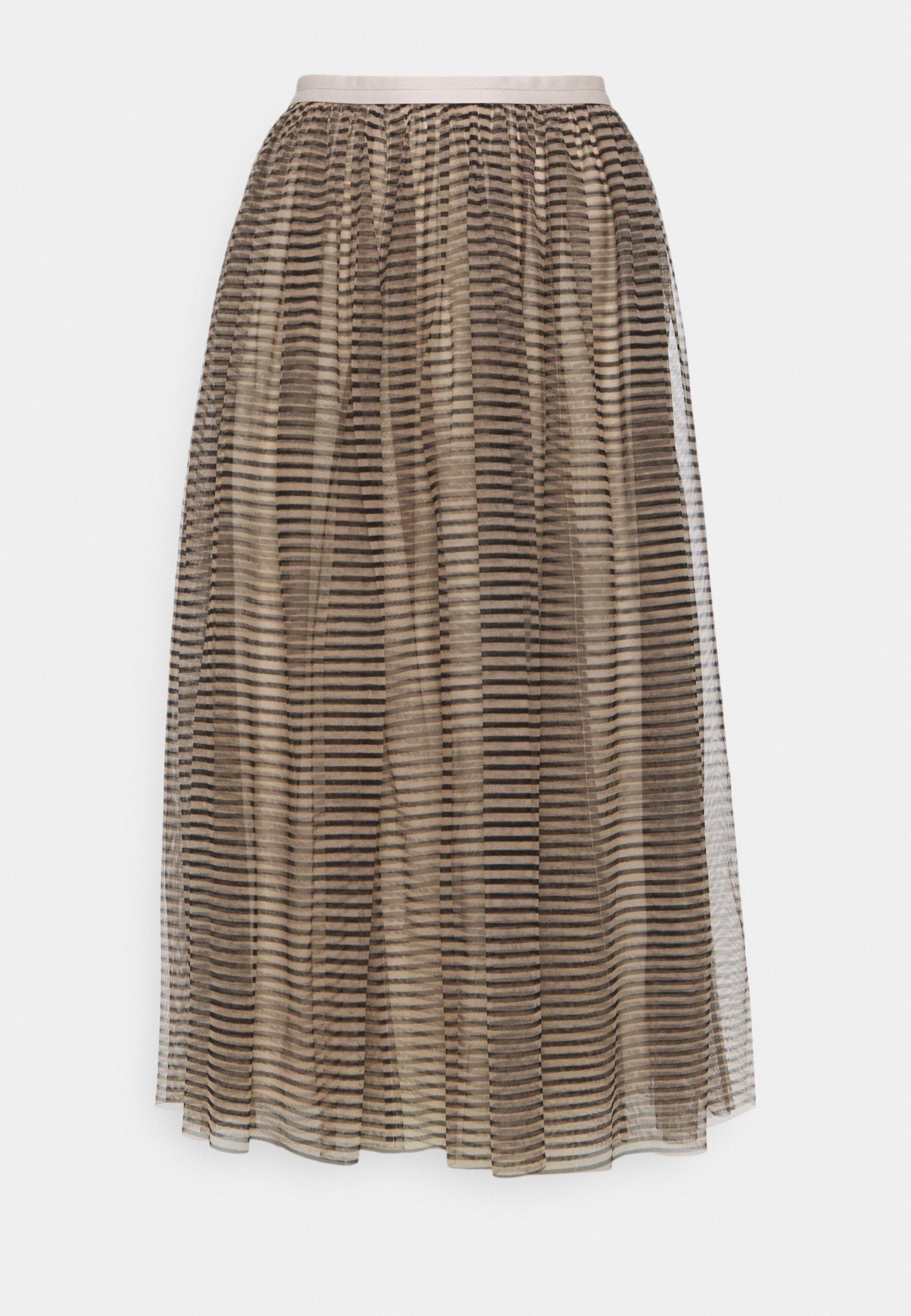 Women SYLVIE STRIPE BALLERINA SKIRT - A-line skirt