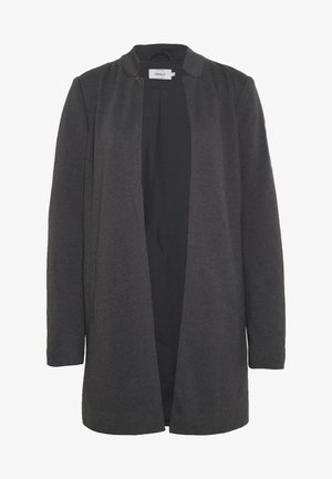 ONLSOHORUBY SPRING COAT - Manteau court - dark grey melange