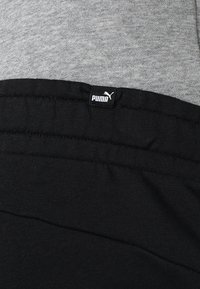 Puma - ESS LOGO PANTS  - Tracksuit bottoms - puma black - 3