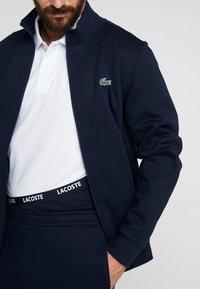 Lacoste Sport - TRACKSUIT - Dres - navy blue - 5