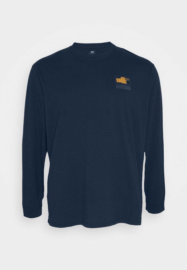 INJURED - Topper langermet - navy blazer