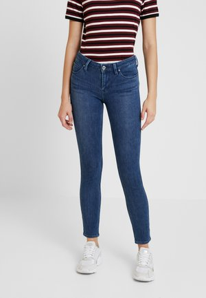 SCARLETT BODY OPTIX - Jeans Skinny Fit - blue lux