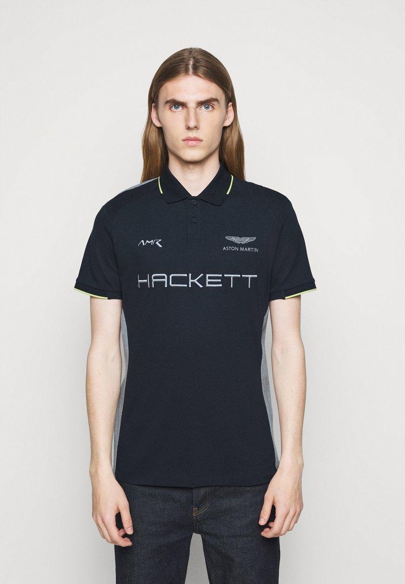 Hackett Aston Martin Racing - Polotričko - navy
