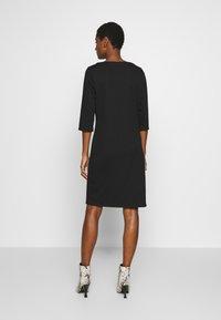 Re.draft - COZY DRESS - Denní šaty - black - 2