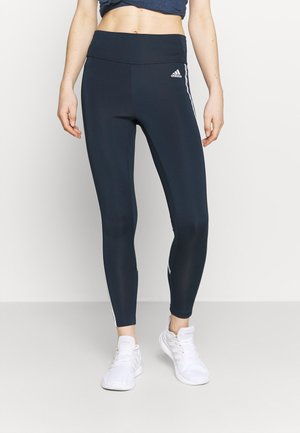 Leggings - crew navy/white