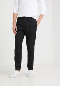 Won Hundred - CLAVIN - Trousers - black - 0