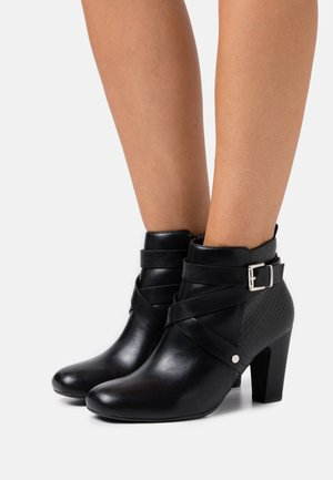 AMETHYST - Ankle boots - black