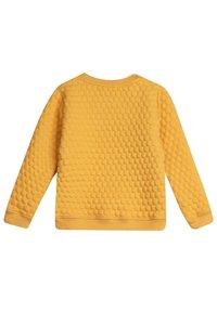 The Striped Cat - Sweatshirt - yellow - 1