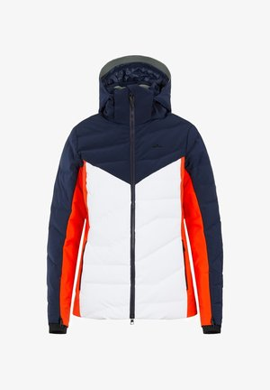 CRYSTAL - Ski jacket - racing red