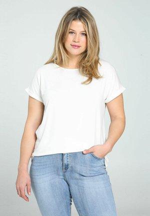 T-shirt basique - ecru