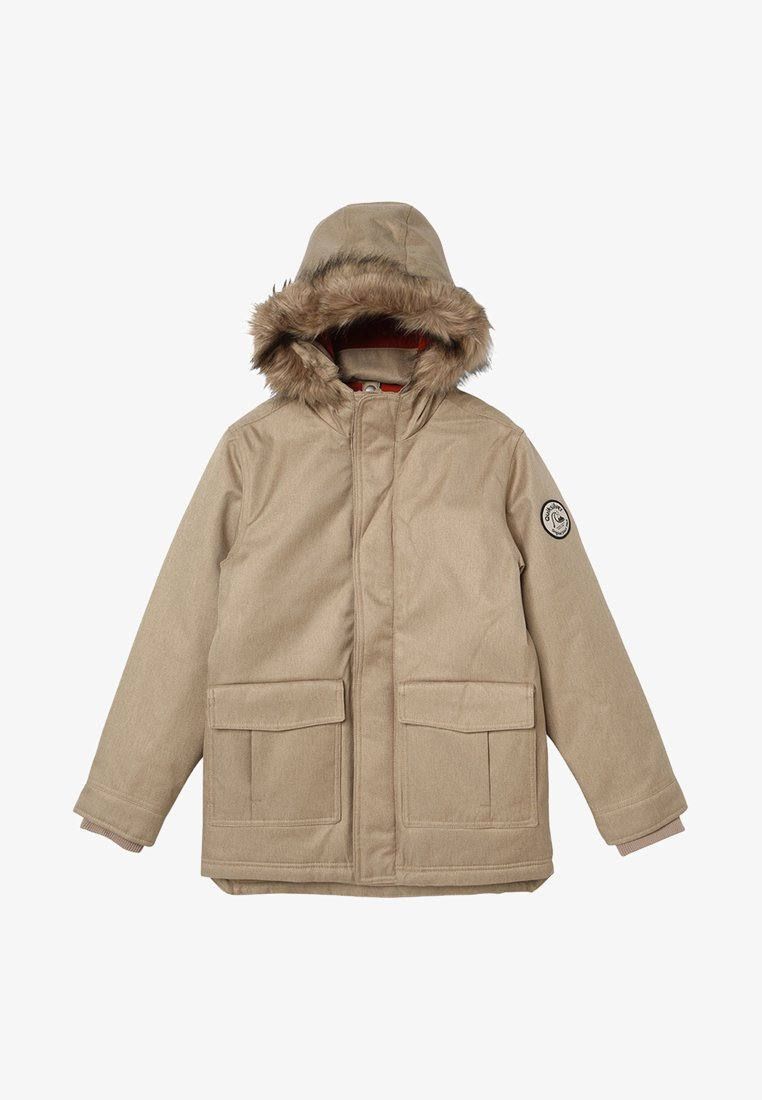Quiksilver - BICHENO BLOOM YOUTH - Jas - beige