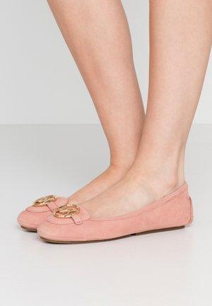 LILLIE - Ballet pumps - sunset peach