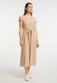usha - Shirt dress - beige - 0