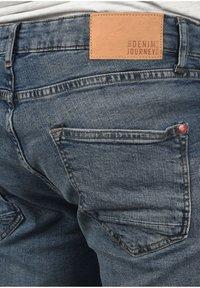 Solid - Slim fit jeans - blue dnm - 5