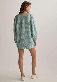 OYSHO - Shorts - blue - 2