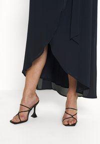 TFNC - DILLY SKIRT - Maxi skirt - navy - 3