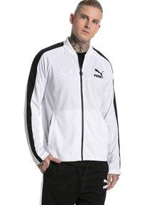 Puma - ARCHIVE SUMMER - Training jacket -  white - 1