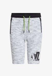 WE Fashion - SALTY DOG - Tracksuit bottoms - grey - 3