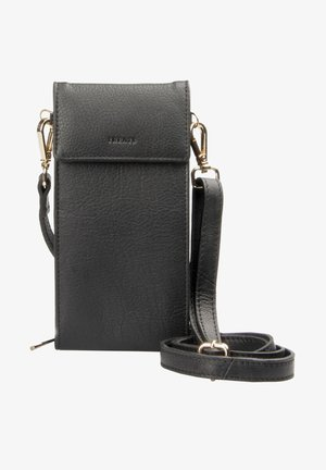 LUCY - Across body bag - black gold