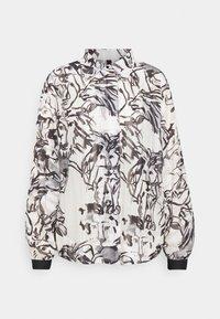 Marc Cain - Button-down blouse - white/black - 4