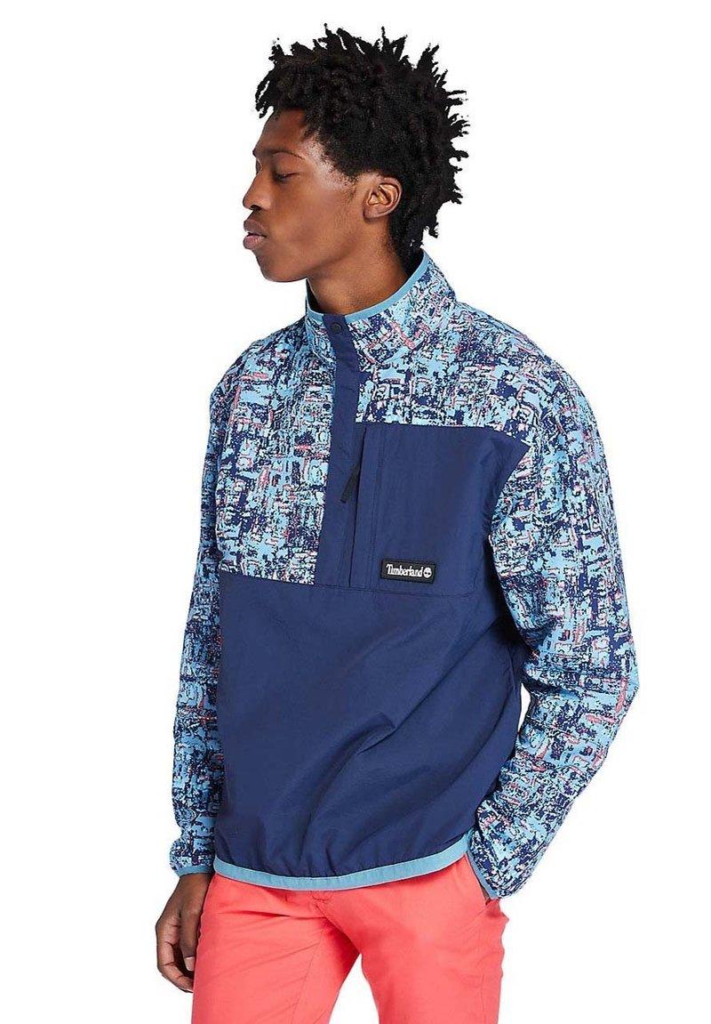 Timberland - Summer jacket - peact archive stipple prt