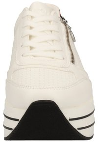 s.Oliver - S.OLIVER SNEAKER - Trainers - white punch 105 - 6