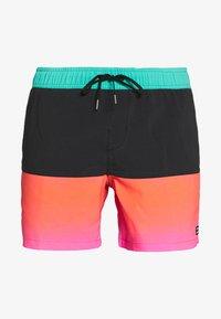 Billabong - FIFTY - Plavky - neon pink - 3
